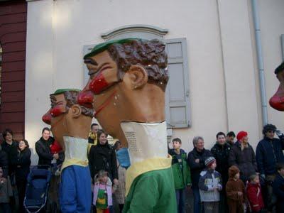 Karnevalsumzug Hannover - Straßensperrungen